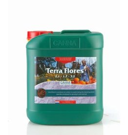 Canna Canna Terra Flores 5 Liter