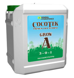 General Hydroponics GH Cocotek Grow A 2.5 Gallon (2/Cs)