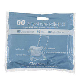CleanWaste WAG Bags Single