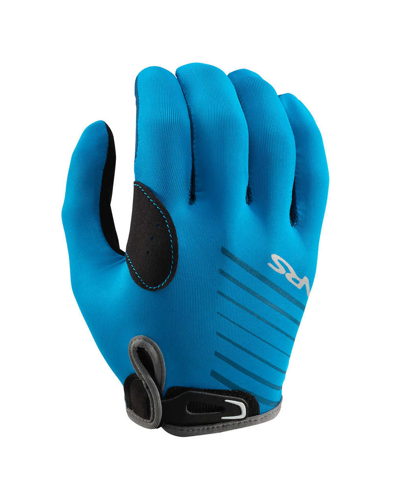 NRS Cove Glove M Marine Blue