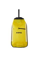 NRS Sea Kayak Paddle Float Yellow