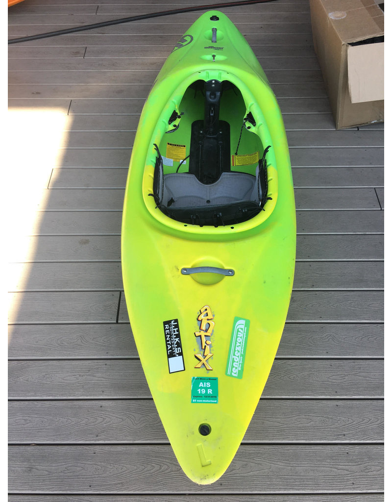 Jackson Kayak Used ANTIX L Citrus