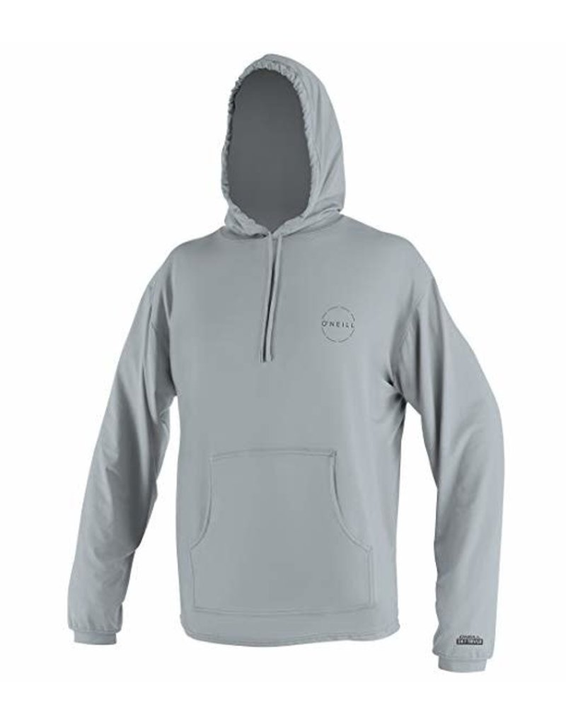 24-7 TRAVELER L/S SUN HOODIE  COOLGRY 2XL