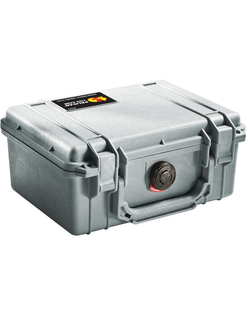 Pelican Pelican Case - 1150 Dry Box Silver