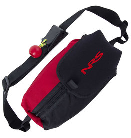 NRS NRS Guardian Wedge Waist Throw Bag Red/Blk