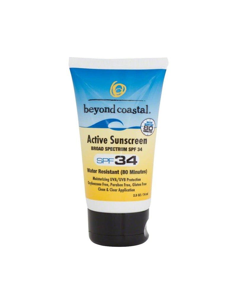Beyond Costal Active 2.5oz 34spf