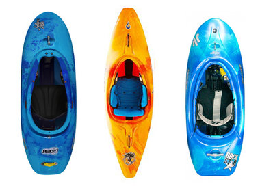 Kayak Whitewater Play Boat