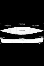 Wenoah Fisherman 14 Ultra-light w/Kevlar® 36lbs.