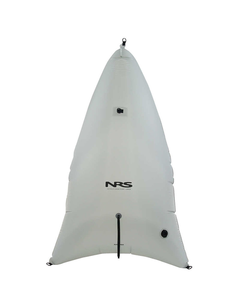 NRS Canoe 3-D Solo Float Bag Each Long
