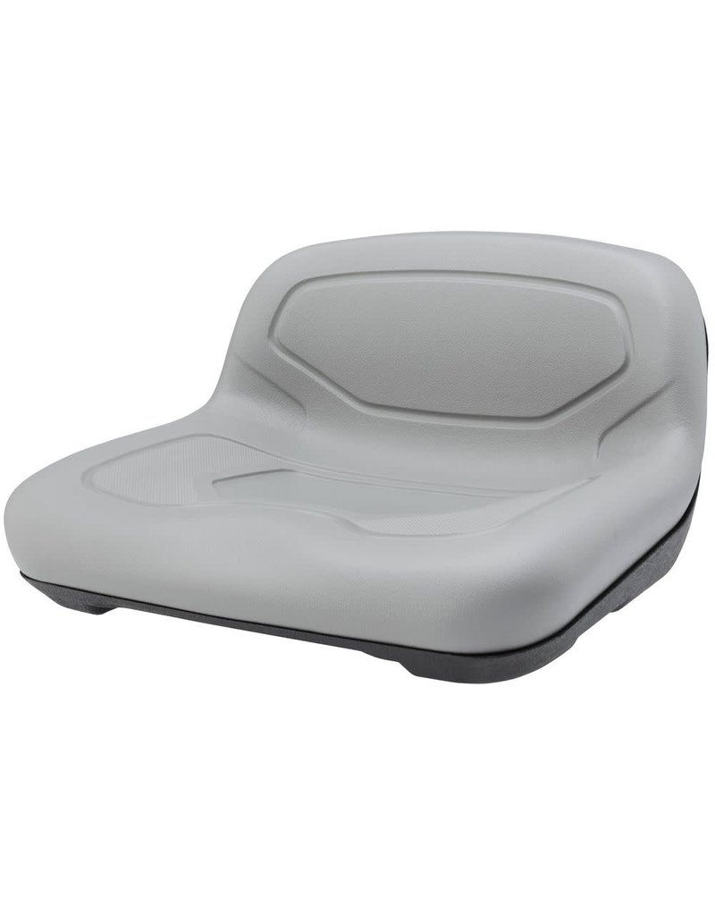 NRS Low Back Plastic Seat