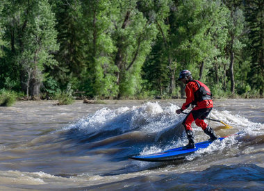 Instrucciones de Stand Up Paddleboarding