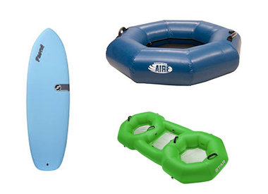 Tubes and Surfboards
