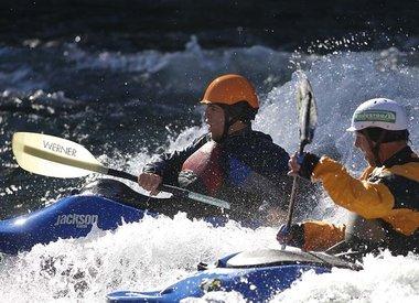 River Running y más