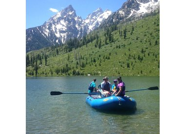 Scenic Rafting