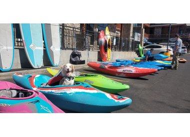 Used WW Kayaks