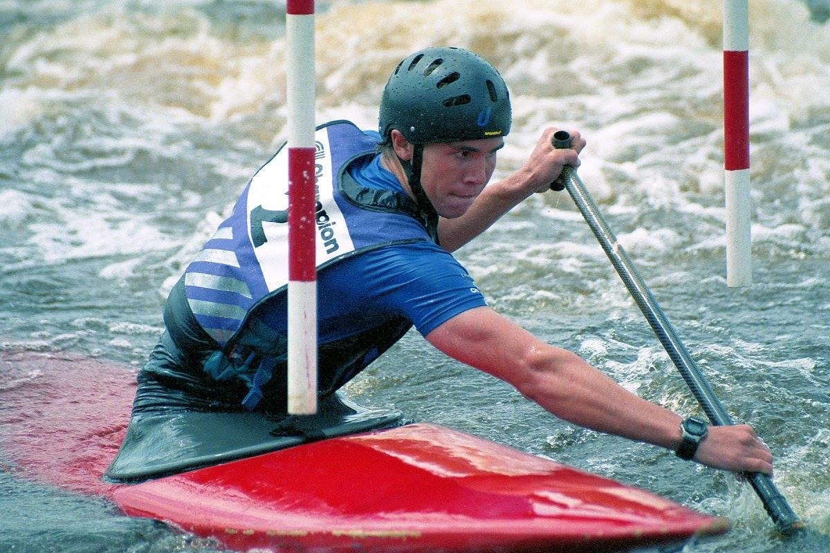 Jon Souter Slalom Boating
