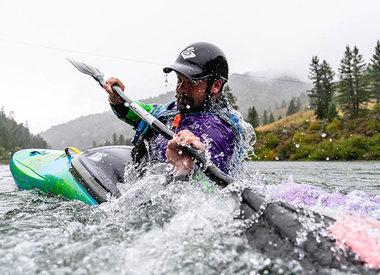 Cours de certification d'instructeur de kayak de niveau 4 ACA WW