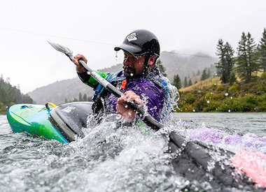 ACA Level 4 WW Kayak Instructor Certification Courses