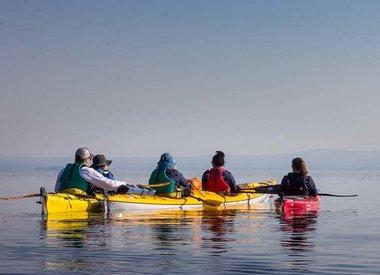 Yellowstone Lake voyages