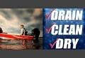 Drain Clean Dry