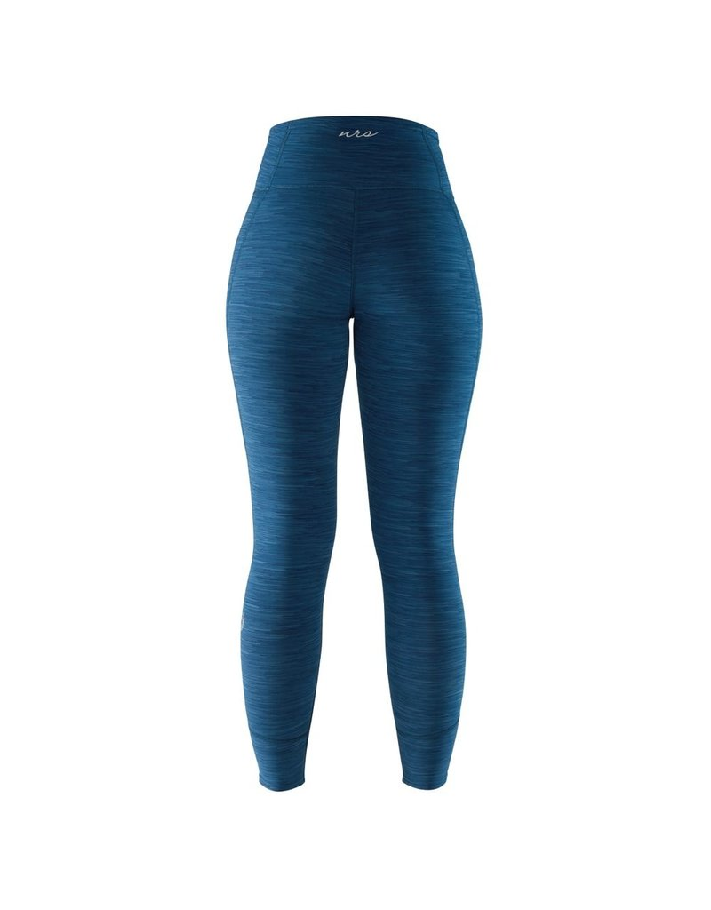 NRS W's HydroSkin 0.5 Pants L Moroccan Blue