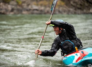 Kayak de aguas bravas