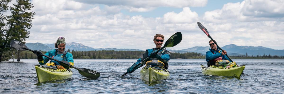 kayak private group