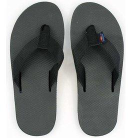 Rainbow Sandals Rainbow Sandal LE Single Layer Black