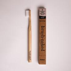 Bamboo Toothbrush Single