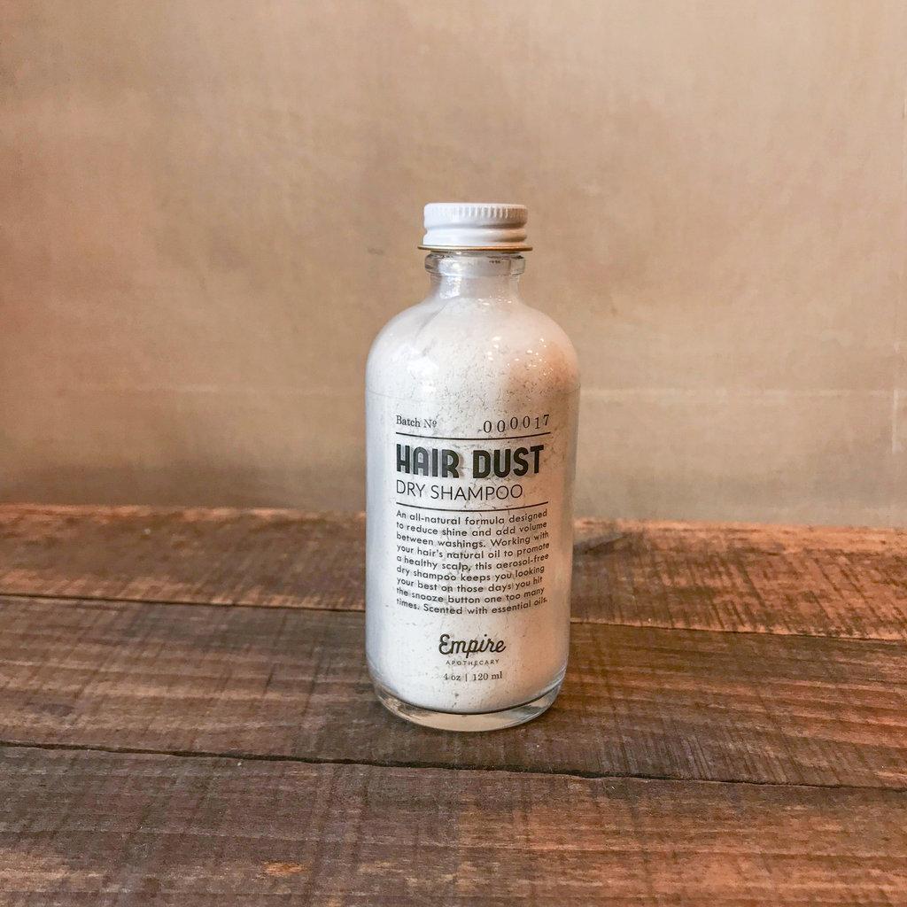 Hair Dust Dry Shampoo