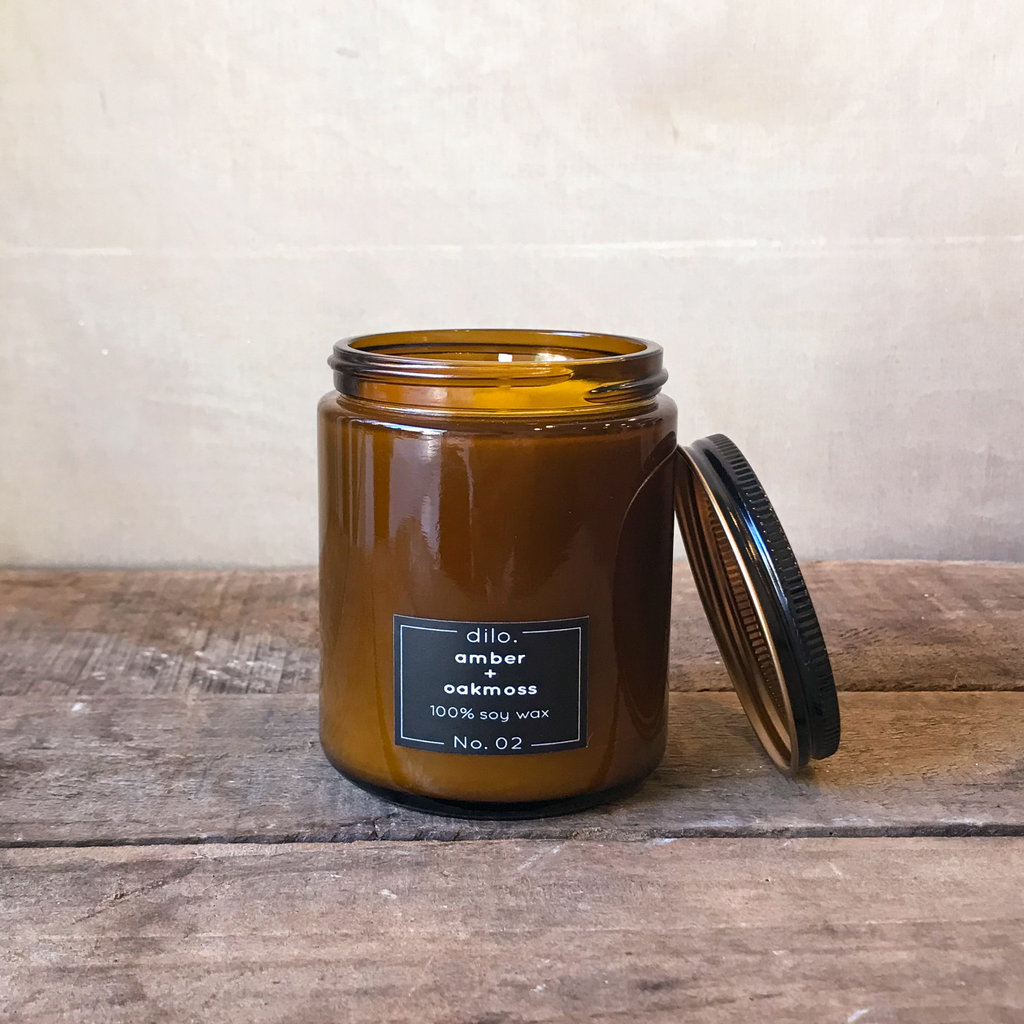 Dilo 8 oz. Soy Candle
