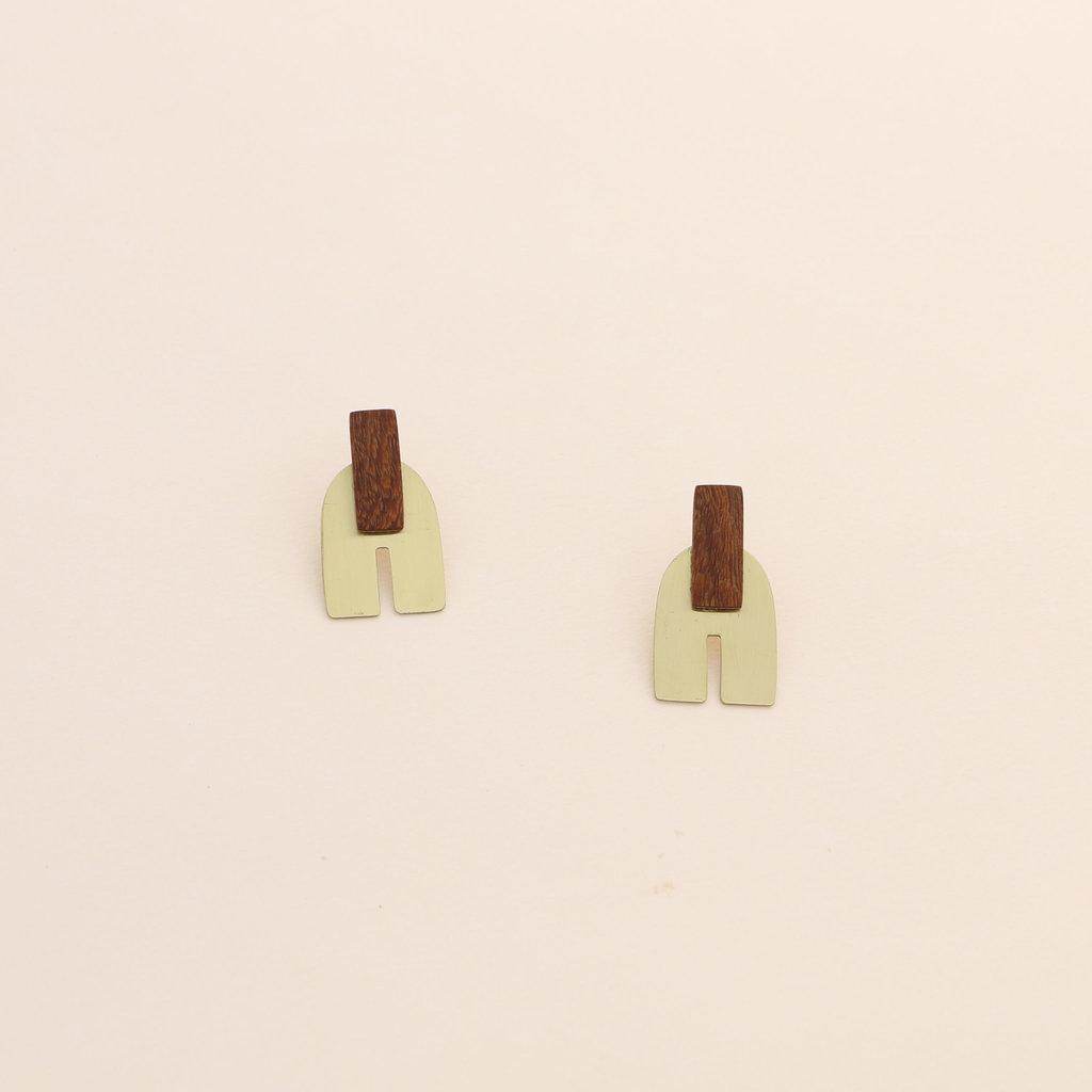 YEWO Fumu Earring