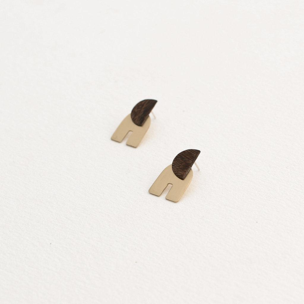 YEWO Pachoko Earring