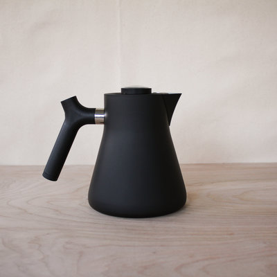 Fellow Raven Stovetop Kettle and Tea Steeper
