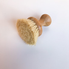 Bamboo Knob Brush