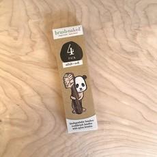 Bamboo Toothbrush 4-Pack
