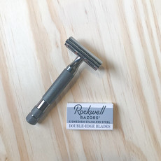 Rockwell 2C Safety Razor