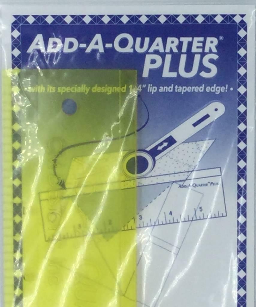 "CM DESIGNS INC ADD A QUARTER PLUS 6"""