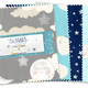 """WILMINGTON PRINTS 5"""" CHARM PACK All Our Stars"""
