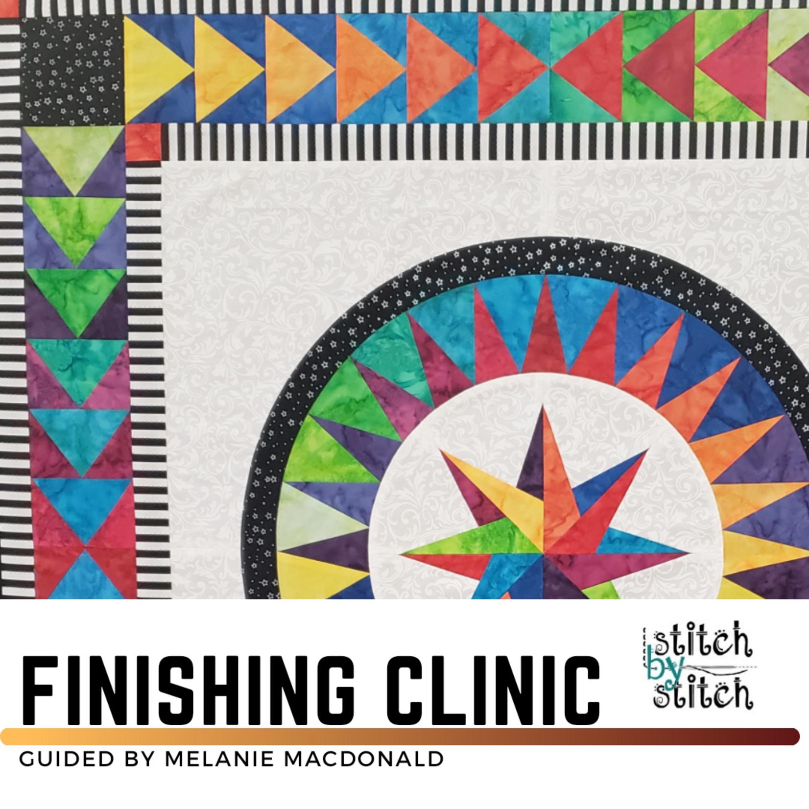 BeColourful Finishing Clinic / Class