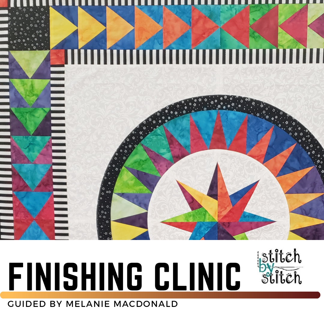 BeColourful Finishing Clinic / Class