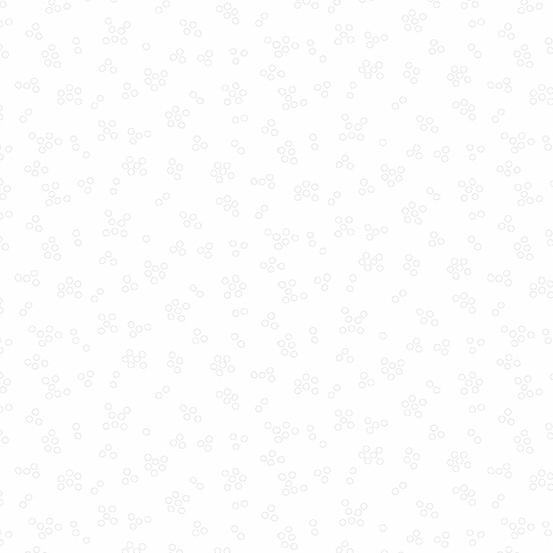 ANDOVER PER CM OR $20/M CLOUD WHITES (BUBBLES A9295)