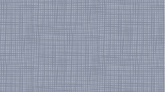 DEAR STELLA WILDLINGS CROSSHATCH DUSK -  /cm or $20/m