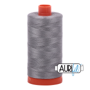 AURIFIL AURIFIL 50 WT Artic Ice 2625 Small Spool