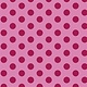 tilda Tilda Basics Medium Dots, Maroon - per cm or $20/m