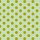 tilda Tilda Basics Medium Dots, Green - per cm or $20/m