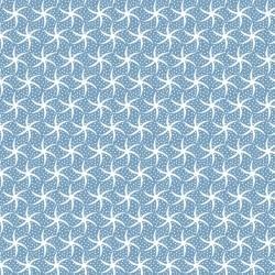 MAYWOOD Turtle Bay Mini Starfish Blue, /CM OR $18/M