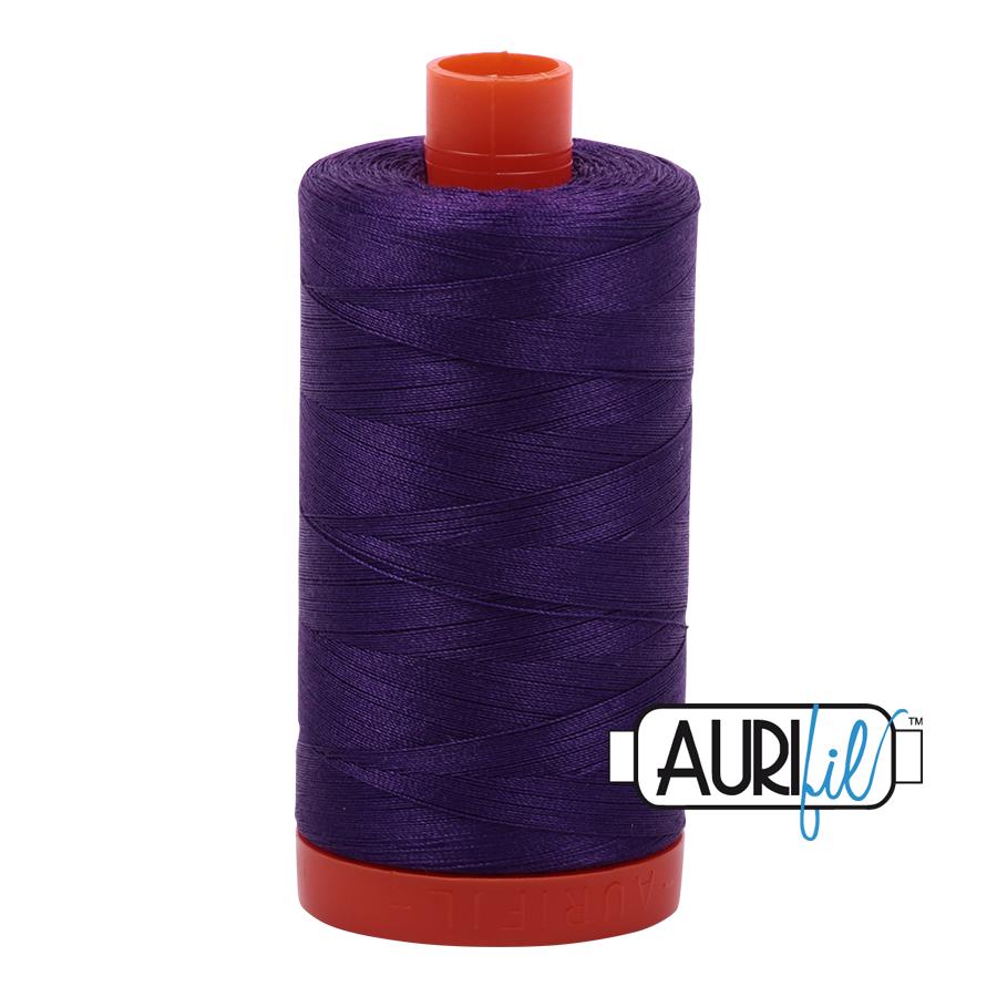 AURIFIL AURIFIL 50 WT Med Purple 2545