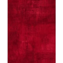 """RED DRY BRUSH 108"""" WIDE, PER CM OR $29/M"""