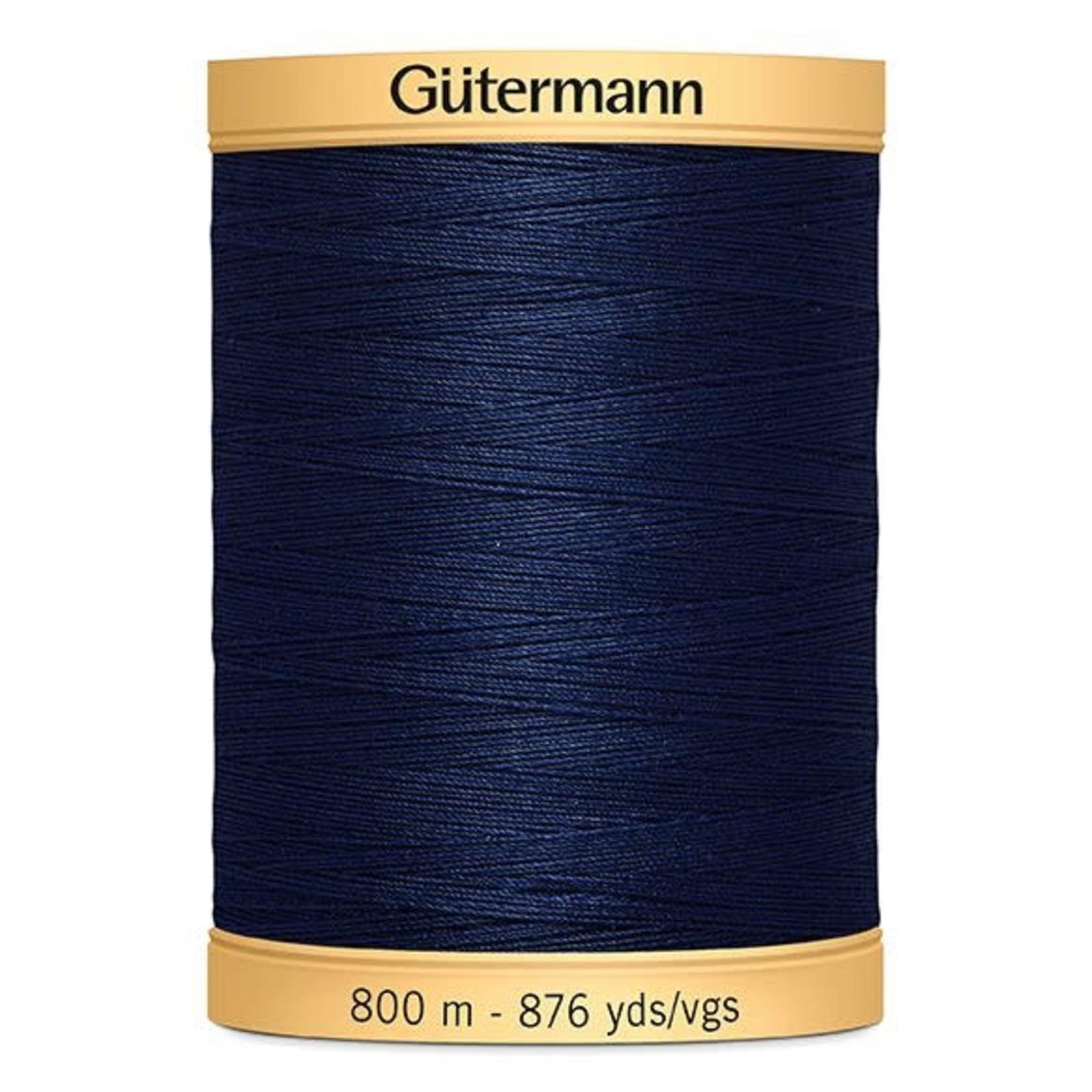 Guterman Col.5322 Gutermann Cotton 800m Denim